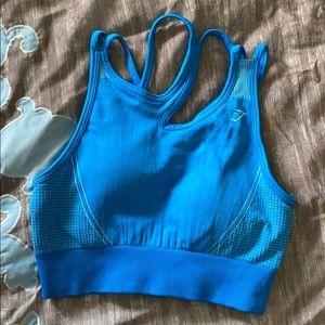 Gymshark ultra seamless bra